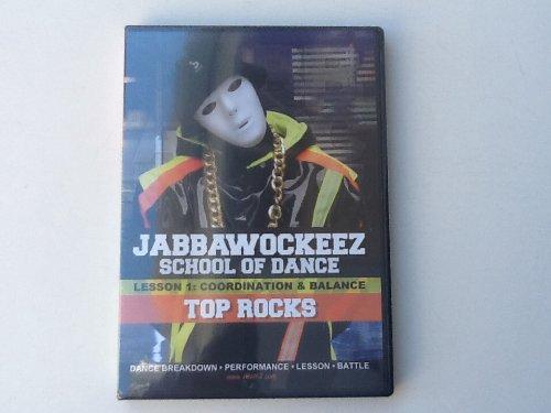 Jabbawockeez School Of Dance Lesson 1: Coordination & Balance - Top Rocks - DVD