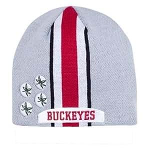 Amazon Com Ohio State Buckeyes Helmet Beanie Hat Youth