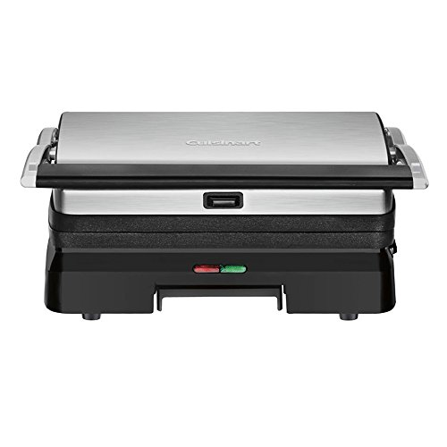 Cuisinart GR-11 Griddler 3-in-1 Grill and Panini Press image