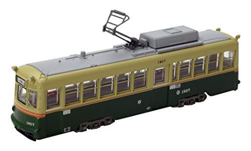 철도 콜렉션 철코레 히로시마 전철1900형태 1907호 디오라마 용품 (메이커 첫 수주 한정 생산)