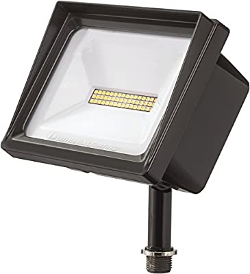 Lithonia Lighting QTE LED M6 Flood Light