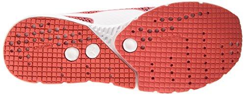femme Puma Rot Knit Wns denim Chaussures Narita de bleached V3 course 02 white Rouge cayenne FfFqU1