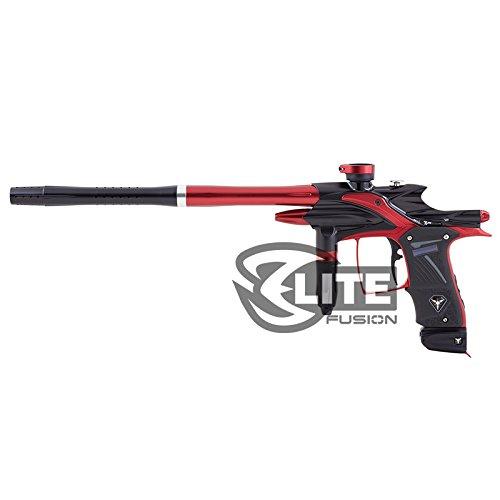 Dangerous Power Fusion Elite LE Paintball Markers, Black/Red by Dangerous Power