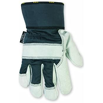 CLC Custom Leathercraft 2043 Winter Safety Cuff Gloves, Lined