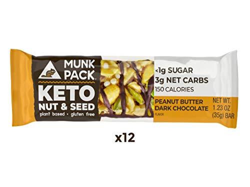 Munk Pack Keto Nut & Seed Bar, 2