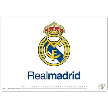 Grupo Erik Editores Vade Escolar Real Madrid Escudo: Amazon.es: Oficina y papelería