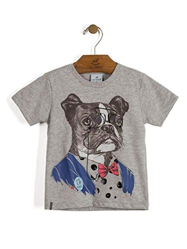 Camiseta Dog Up Baby