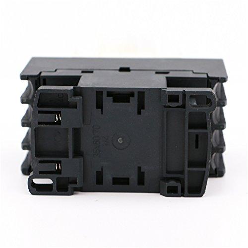 NEW AC Contactor 4P LC1D258 LC1D258G7 LC1-D258G7 40A 120V AC coil by Schneider (Image #2)