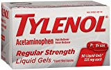 Tylenol Regular Strength Liquid Gels - 90 ct, Pack of 3