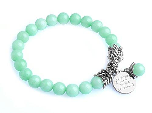 Bella Vida Womens Birthstone Bracelet Crystal