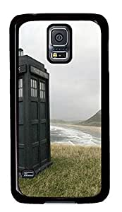most protective Samsung Galaxy S5 case Tardis Doctor Who Dimensions PC Black Custom Samsung Galaxy S5 Case Cover