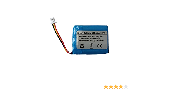 Cameron Sino 400mAh Replacement Battery Compatible with Bushnell Neo Ghost