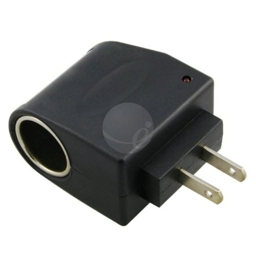 Us Car Connector - Universal AC to DC Car Cigarette Lighter Socket Adapter (US Plug) [Electronics]