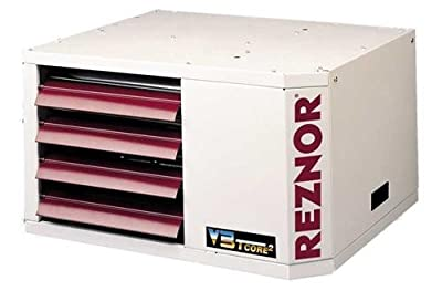 Reznor Unit Heater - 400 MBH High Efficiency (Spark Ignition w/Lockout) RZUDAP40050000