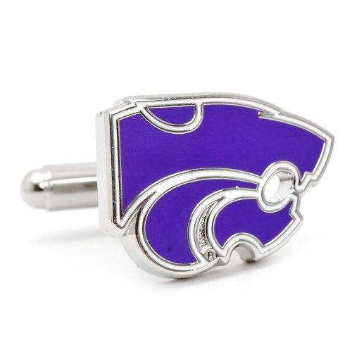 NCAA Kansas State Wildcats Cufflinks