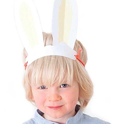 [Plush Satin Bunny Rabbit Ears Costume Accessory (package of 12)] (Bunny Costume For 12 Year Old)