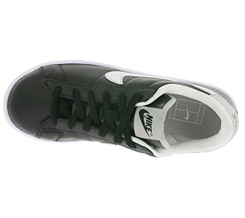 Tennis Noir Metallic Classic 38 Fitness Silver Nike Nero de Femme WMNS Chaussures Black EU 6wpxgZ5Uq