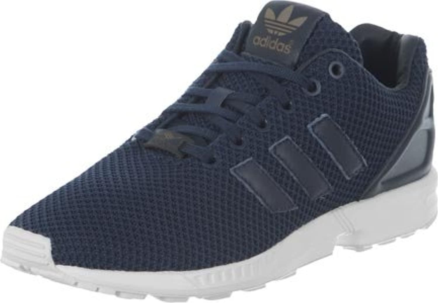 Adidas Zx Flux Trainers Blue 4 Child UK