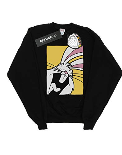 Entrenamiento Mujer Cult Bunny Laughing Absolute Looney Negro Camisa De Tunes Bugs xUwOFTCfq