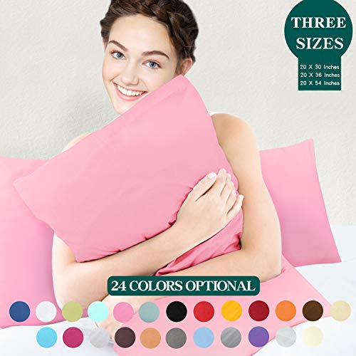 NTBAY Pillowcases Set of 4