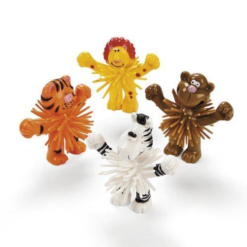 12 Standing Zoo Animal Porcupine Characters