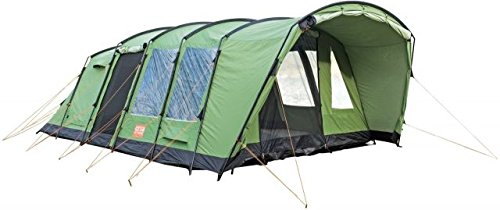 Crua Loj 6 Person Thermo Insulated Waterproof Family Tent for Luxury Winter Glamping Hunting Safari in All 4 Seasons Weather