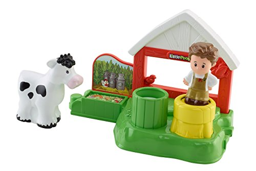 fisher price barn toy - 4