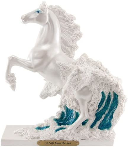 Trail of Painted Ponies A Gift from The Sea Figurine, 8-1 2-Inch