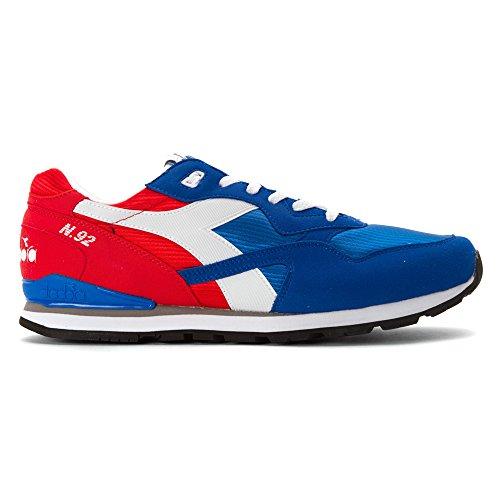 Diadora Männer N92 Skate Schuh Blaues Atoll / Himmlisches Blau