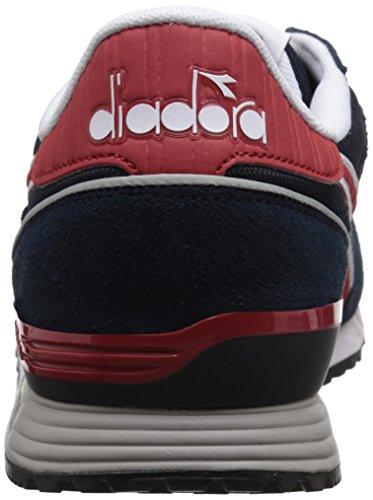 Diadora Chinese Turnschuhe Unisex Denim Erwachsene Red Blue für Titan Ii R4q7nxwRr