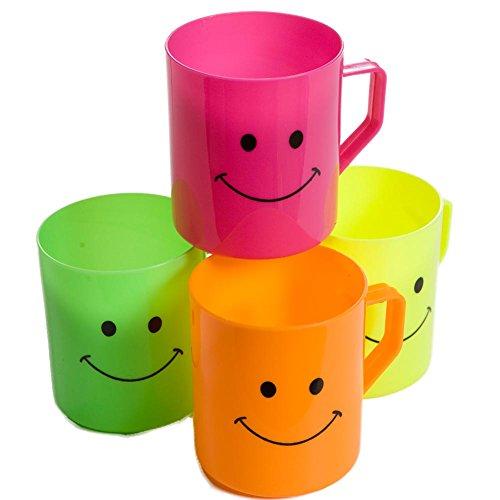 Plastic Smile Mug