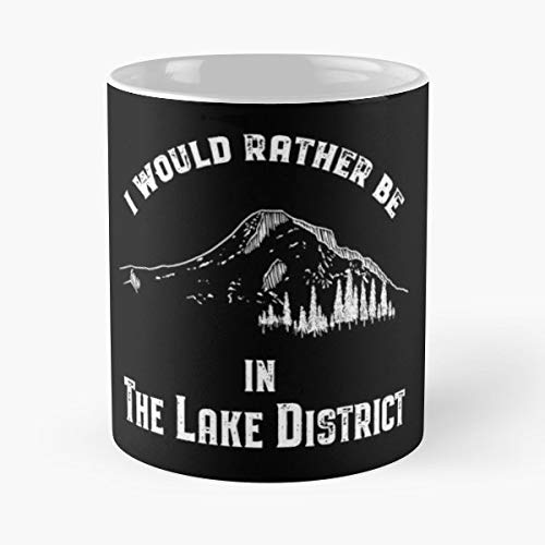 Halloween Lake District (Lake District-mountains-peak Bagging Classic Mug - The Funny Coffee Mugs For Halloween, Holiday, Christmas Party Decoration 11 Ounce White)