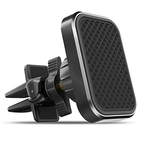 Magnetic Cell Phone Holder for Car, Kuelor Universal Air Vent Car Phone Mount Holder Compatible for Apple Phones, Samsung Galaxy, Google Pixel, LG, HTC and More