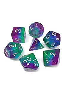 Dice Counters D6 Dice/White +1/+1 & Black -1/-1/for Magic/The Gathering and other games/CCG MTG