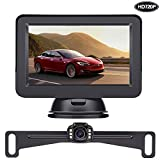 LeeKooLuu HD 720P Backup Camera and Monitor Kit