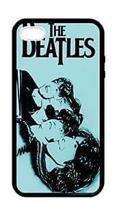 Beatles Hard Plastic Protective Case For Iphone 5 5S (WCA Custom Designed) hjbrhga1544