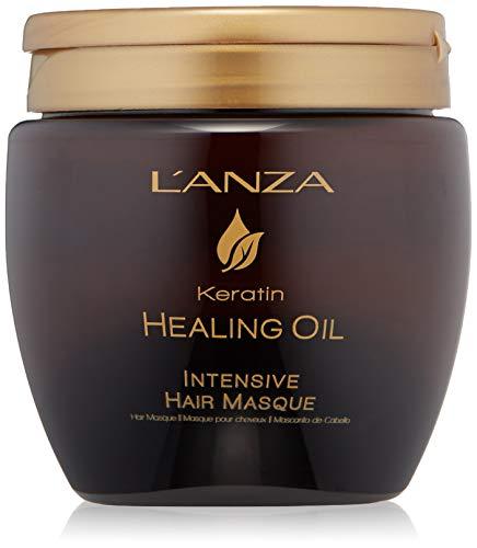 Hair Leave Lanza Repair - L'ANZA Keratin Healing Oil Intensive Hair Masque, 7.1 oz.