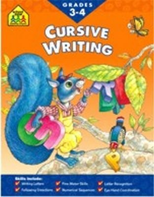 Workbook Cursive 36 pcs SKU# 905175MA