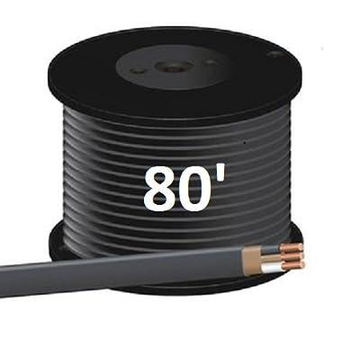 6/2 NM-B (Non-Metallic) ROMEX Simpull (80')