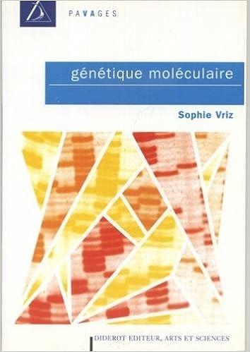 En ligne téléchargement gratuit Génétique moléculaire epub, pdf