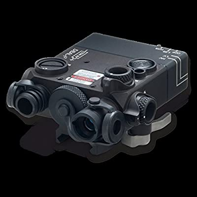 Steiner eOptics Laser Devices Dual Beam Aiming Laser Intelligent DBAL-I2, PEQ-2, IR - Class I, 4mW from Steiner eOptics