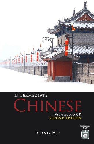 Intermediate Chinese with Audio CD