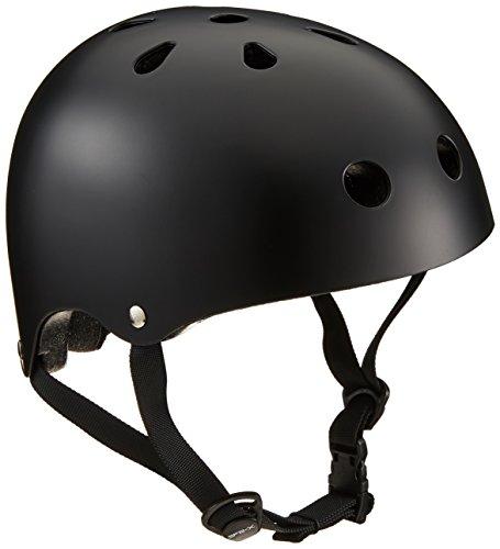 SFR Unisex adult Essentials Helmet, Black (Black), L/XL 57-59cm