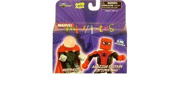 Marvel Minimates Series 19 Mysterio