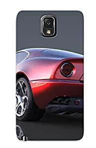 Crazinesswith Rugged Skin Case Cover For Galaxy Note 3- Eco-friendly Packaging(alfa Romeo 8c Competizione Asphalt 8 Airborne)