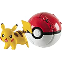 New Pokemon Throw 'N' Pop Ball Pikachu And