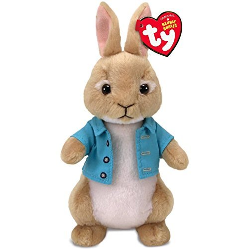 2018 TY Peter Rabbit Plush - COTTONTAIL Rabbit (free gift with purchase)