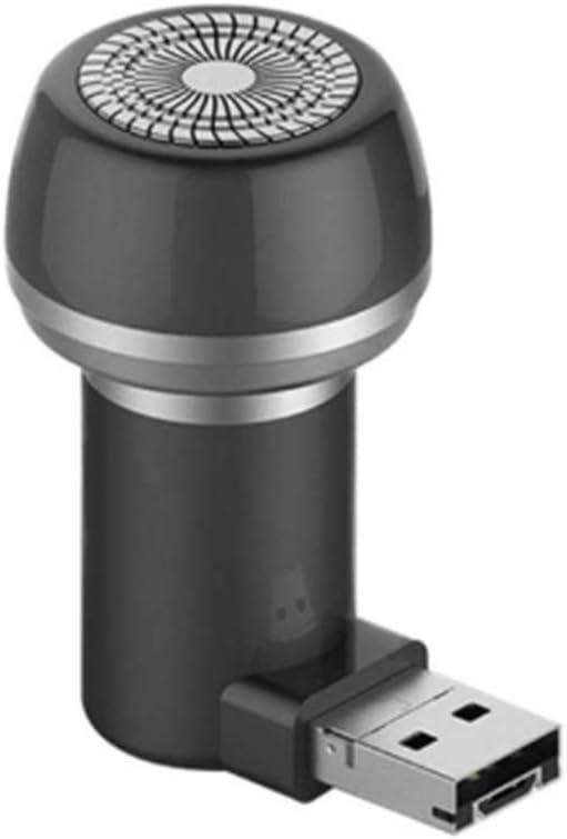 UELEGANS Afeitadora portátil magnética portátil para Viajes por ...