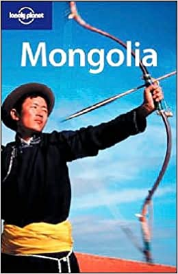 Lonely Planet Mongolia Pdf