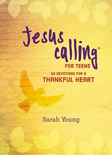 Jesus Calling Devotions Thankful Calling%C2%AE ebook product image